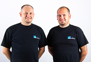 Aquaplanning4you: Werner & Christian
