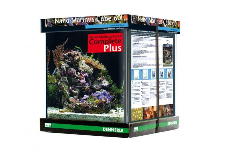 Dennerle Nano Marinus Cube 60 Complete PLUS