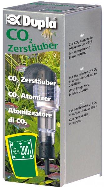 Dupla CO2 Zerstäuber
