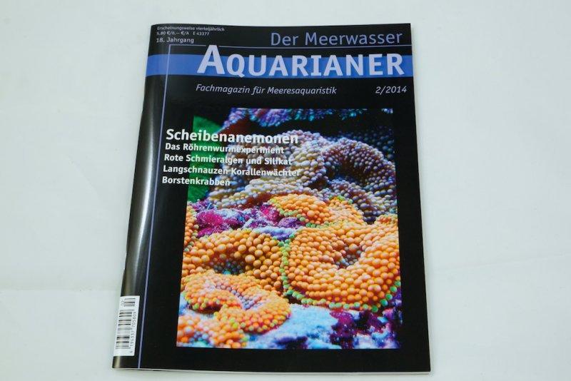 Der Meerwasseraquarianer 2/2014