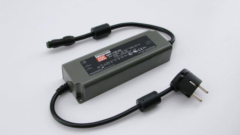Daytime Matrix LED-Converter 24V DC/40 Watt Meanwell