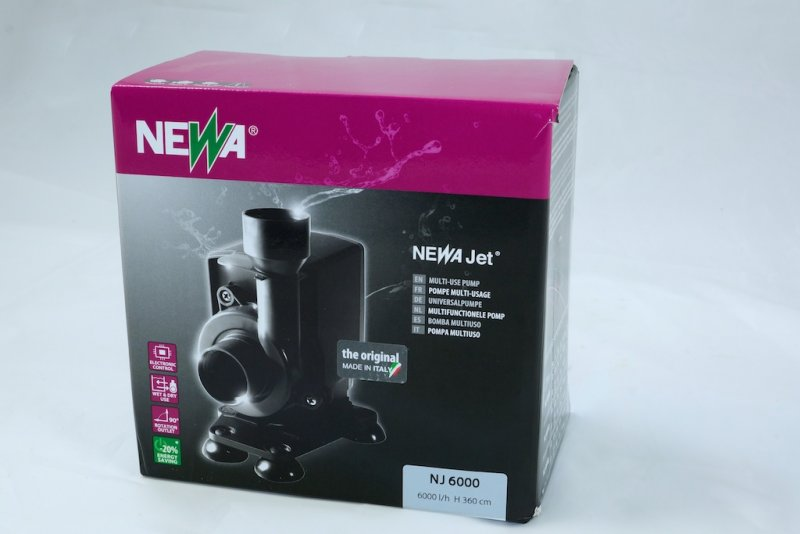 Aquarium Systems Newa-Jet NJ 6000