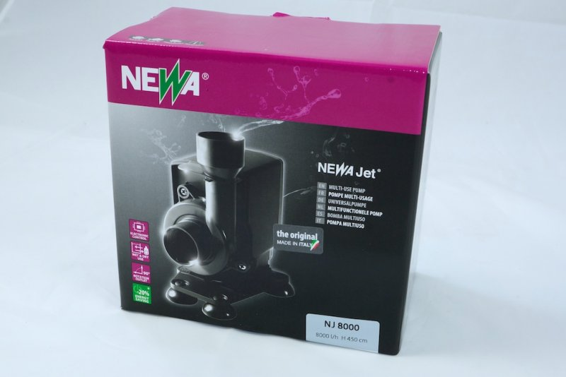 Aquarium Systems Newa-Jet NJ 8000